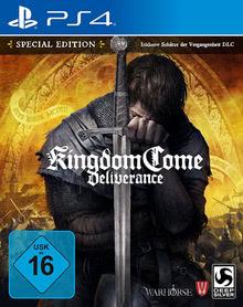 Verpackung von Kingdom Come Deliverance Special Edition [PS4]