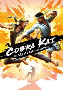 Verpackung von Cobra Kai: The Karate Kid Saga Continues [PC]