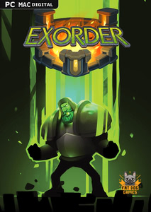Packaging of Exorder [PC / Mac]