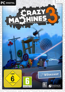 Packaging of Crazy Machines 3 [PC]