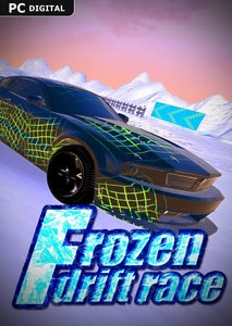 Verpackung von Frozen Drift Race [PC]
