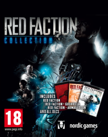 Packaging of Red Faction Complete Collection [PC]