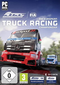Verpackung von FIA European Truck Racing Championship [PC]