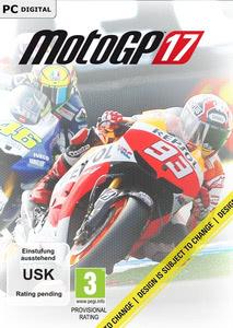 Verpackung von MotoGP 17 [PC]