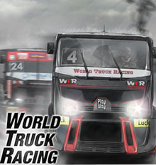 Packaging of World Truck Racing [PC]