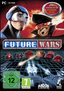 Verpackung von Future Wars [PC]