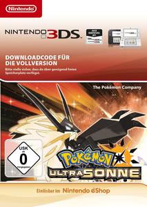 Verpackung von Pokémon Ultrasonne [3DS]