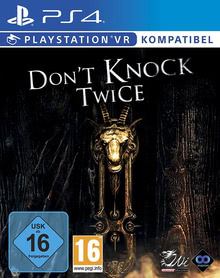 Verpackung von Don't knock twice [PS4]