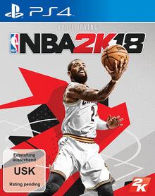 Verpackung von NBA 2K18 DayOne Edition [PS4]