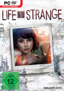 Verpackung von Life is Strange [PC]