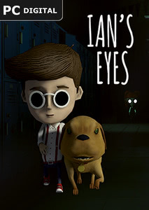 Packaging of Ian's Eyes [PC]