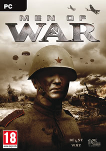 Packaging of Men of War [PC]