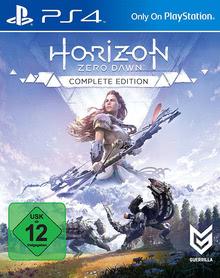 Verpackung von Horizon: Zero Dawn - Complete Edition [PS4]