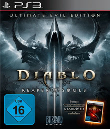 Verpackung von Diablo 3: Ultimate Evil Edition [PS3]