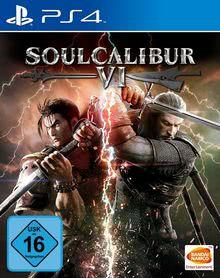 Verpackung von Soul Calibur [PS4]