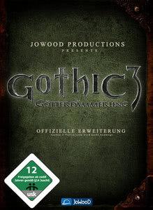 Verpackung von Gothic 3 Götterdämmerung Enhanced Edition [PC]