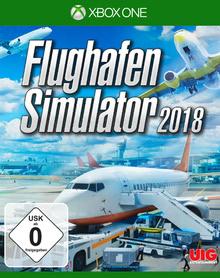 Verpackung von Airport Simulator 2018 [Xbox One]