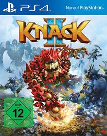 Verpackung von Knack 2 [PS4]