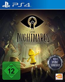 Verpackung von Little Nightmares [PS4]