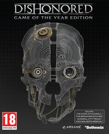 Packaging of Dishonored Definitive Edition [PC]