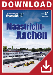Packaging of Prepar3D V4 Maastricht-Aachen [PC]