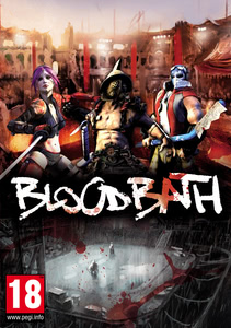 Packaging of Bloodbath [PC]