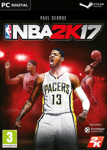 Packaging of NBA 2K17 [PC]