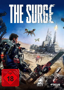 Verpackung von The Surge [PC]