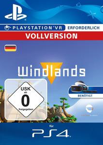 Verpackung von Windlands - Playstation VR erforderlich [PS4]