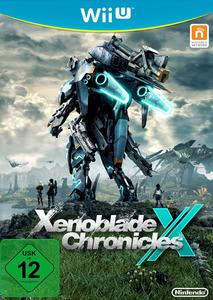 Verpackung von Xenoblade Chronicles X [Wii U]