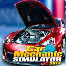 Packaging of Car Mechanic Simulator 2014 [PC]