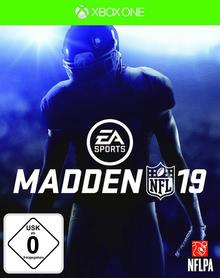 Verpackung von Madden NFL 19 [Xbox One]