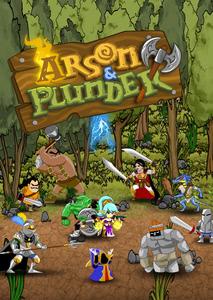 Verpackung von Arson & Plunder [PC]