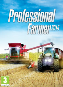 Packaging of Professional Farmer 2014 [PC]