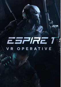 Packaging of Espire 1: VR Operative VR Experience [PC]