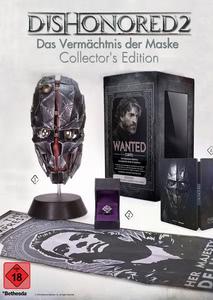 Verpackung von Dishonored 2: Das Vermächtnis der Maske Collectors Edition [Xbox One]