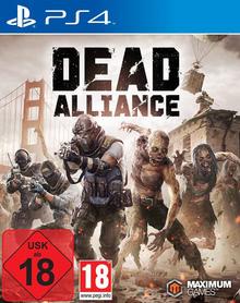 Verpackung von Dead Alliance [PS4]