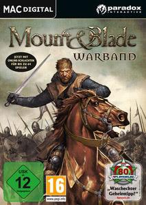 Verpackung von Mount & Blade: Warband [Mac]