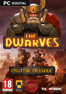 Packaging of The Dwarves Digital Deluxe Edition [PC]