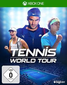 Verpackung von Tennis World Tour [Xbox One]