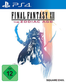 Verpackung von Final Fantasy XII: The Zodiac Age [PS4]