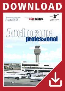 Packaging of Prepar3D V4 Anchorage professional [PC]