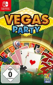 Verpackung von Vegas Party [Switch]