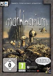Verpackung von Machinarium [Mac]