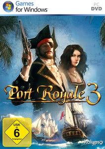 Verpackung von Port Royale 3 [PC]