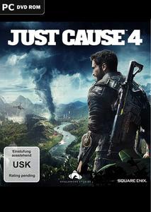 Verpackung von Just Cause 4 [PC]