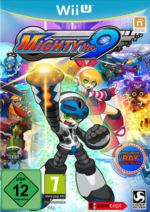 Verpackung von Mighty No.9 - Ray-Edition [Wii U]