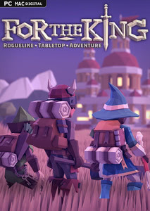 Verpackung von For The King [PC / Mac]