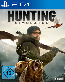 Verpackung von Hunting Simulator [PS4]
