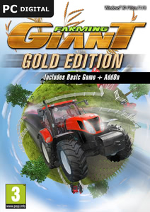 Packaging of Farming Giant Gold Edition [PC]